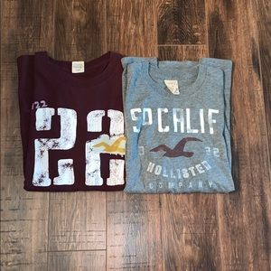 Set of two HCO T-shirts